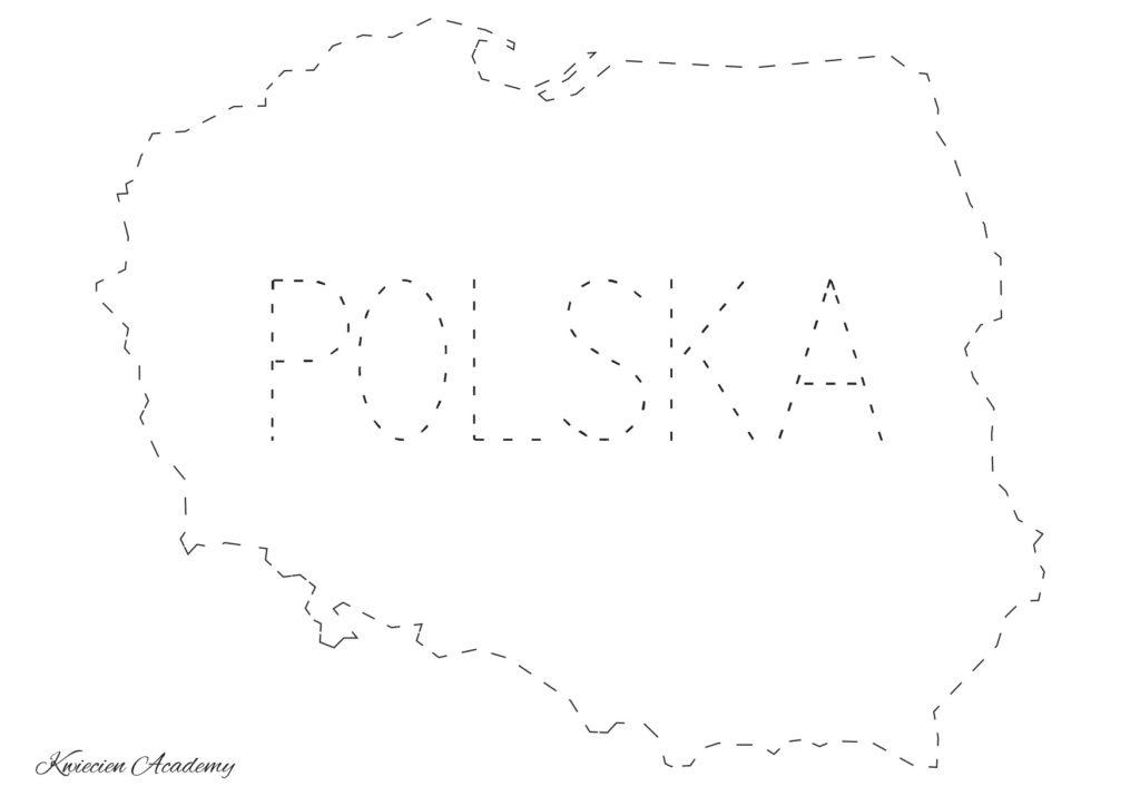 Polska kontur