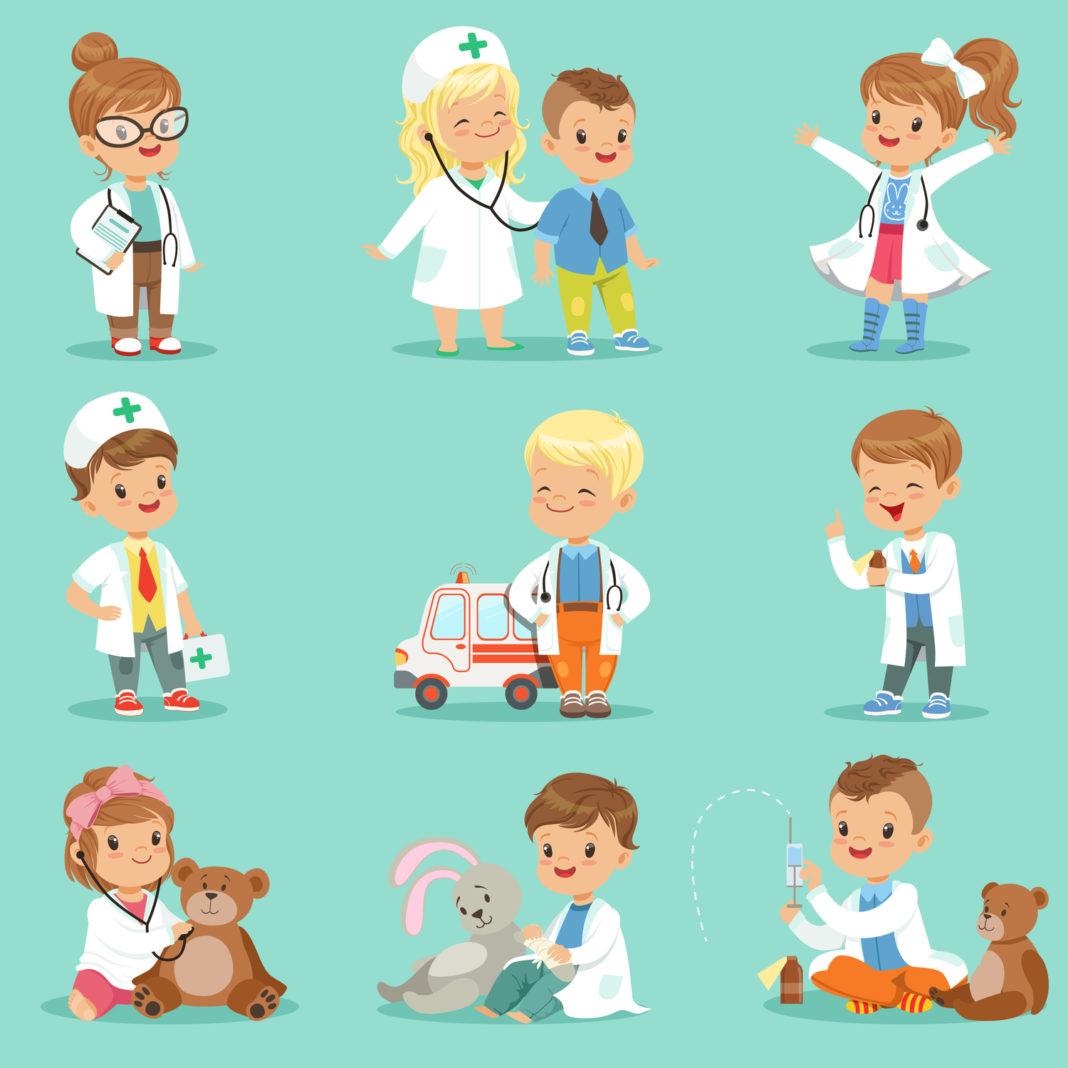 mały lekarz