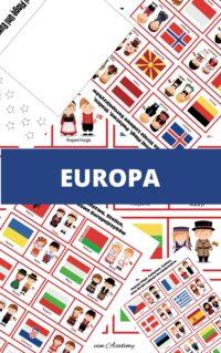 europa o unia europejska