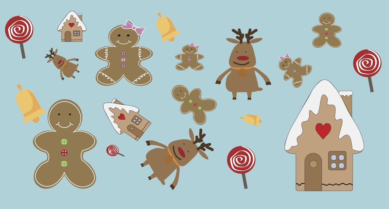 Bożonarodzeniowe labirynty