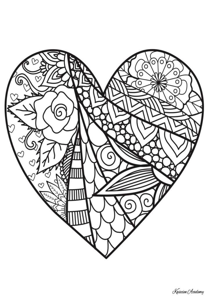 serce do druku